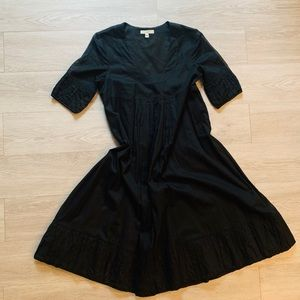 Burberry dress cotton made in Italy US 4